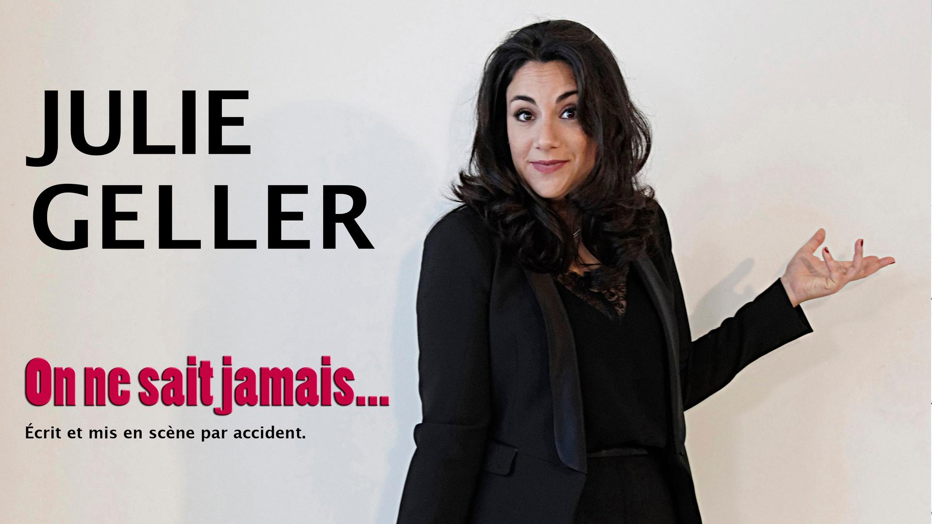 Cliquez ici pour en savoir plus sur JULIE GELLER