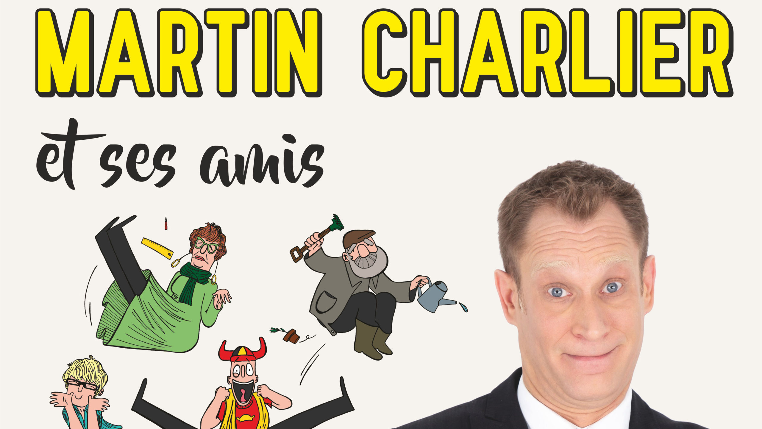 Cliquez ici pour en savoir plus sur MARTIN CHARLIER